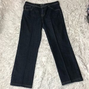 Petite Bootcut Easy Fit Jeans!